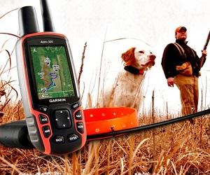 Система слежения за собаками Garmin Astro