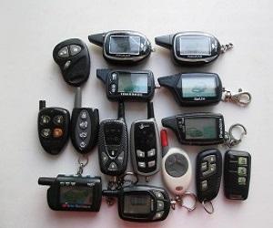Модели автомобильных сигнализационных систем