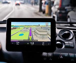 Навигационное оборудование на общественном транспорте в Баку