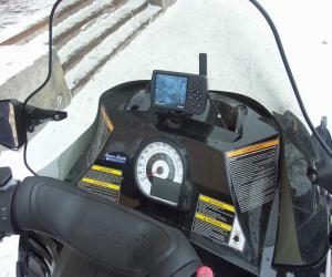 Выбираем навигатор для снегохода и квадрацикла